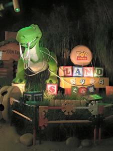 Toy Story Land at Hong Kong Disney