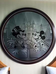 Disney Hollywood Hotel Room 1