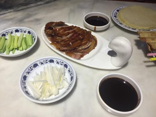 Beijing Duck & Pancakes